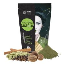Ma Cha Green Chai Latte Mix