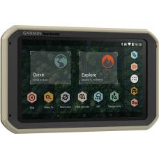 Garmin Overlander Automobile Portable GPS Navigator