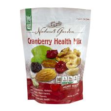 Natures Garden Cranberry Health Mix 22