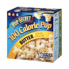 Pop Secret 100 Calorie Popcorn Butter