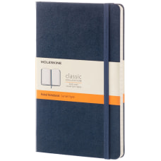 Moleskine Classic Hard Cover Notebook 3