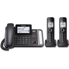 Panasonic Link2Cell KX TG9582B DECT 60