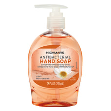 Highmark Antibacterial Liquid Hand Soap Unscented