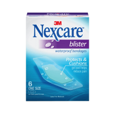Nexcare Blister Waterproof Bandages 1 116