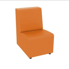 Marco Single Chair Papaya