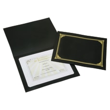 SKILCRAFT CertificateDocument Cover 8 12 x