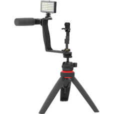 DigiPower Superstar Essential Vlogging Kit with