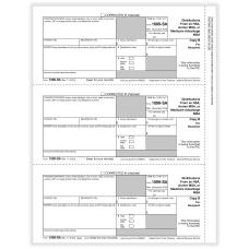 ComplyRight 1099 SA Tax Forms 3