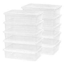 IRIS Storage Box 28 Quart 6