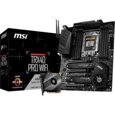 MSI TRX40 PRO WIFI Desktop Motherboard