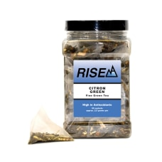 RISE NA Organic Citron Green Tea