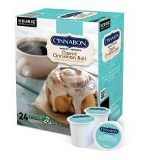 Cinnabon Classic Single Serve Coffee K