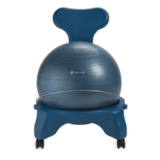 Gaiam Balance Ball Chair Ocean