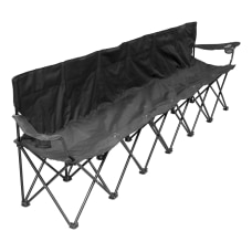 Creative Outdoor 6 Person Folding Straight