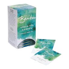 White Bamboo Organic Tea Green Tea