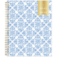 Blue Sky Day Designer Monthly Planner