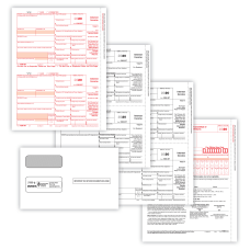 ComplyRight 1099 INT Tax Forms Set