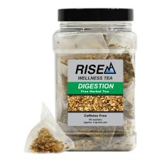 RISE NA Wellness Tea Orange Ginger