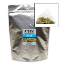 RISE NA Wellness Tea Chamomile And