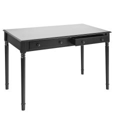 Southern Enterprises Writing Desk Black