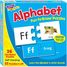 Trend Fun To Know Puzzle Alphabet