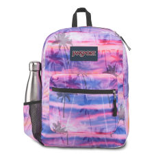 JanSport Cross Town Backpack Palm Tree