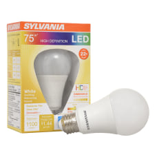 Sylvania LEDvance A19 Dimmable 1100 Lumens