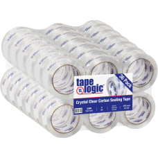 Tape Logic 200CC Crystal Clear Tape