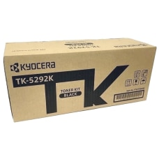Kyocera TK 5292K Original Toner Cartridge