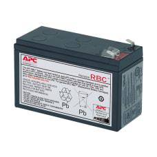 APC Replacement Battery Cartridge 17 Maintenance