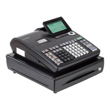 Casio PCRT500 Cash Register With LCD