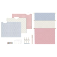 U Brands Delicate Details Filing Kit