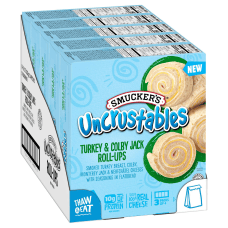 Smuckers Uncrustables Turkey Colby Jack Roll