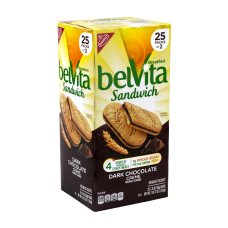 BELVITA Breakfast Sandwich Dark Chocolate Creme
