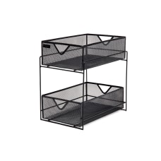 Mind Reader 2 Tier Storage Basket