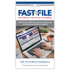 ComplyRight FAST FILE Print Mail And