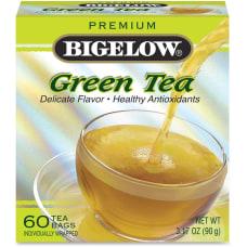 Bigelow Premium Blend Green Tea Bags