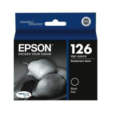 Epson 126 T126120 DuraBrite Ultra Black