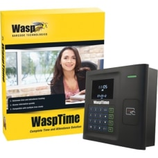 Wasp WaspTime v7 Professional wHID Time
