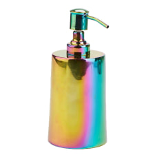 Mind Reader Iridescent Liquid SoapLotion Dispenser