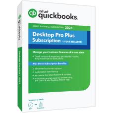 Intuit QuickBooks Desktop Pro Plus 2021