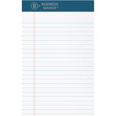 Business Source 5x8 Premium Writing Pad
