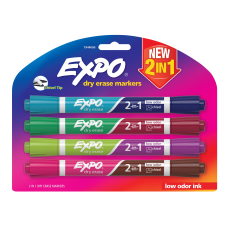 EXPO 2 in 1 Double Sided