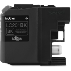 Brother innobella LC201BK Black Ink Cartridge