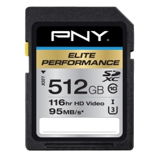 PNY Elite Performance 512 GB Class