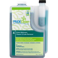 PRIDEClean Restroom Cleaner 18 Liters Case