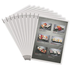 Tarifold PA020 Antimicrobial Replacement Display Panels