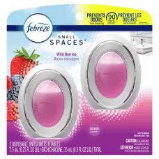 Febreze Small Spaces Air Fresheners Wild