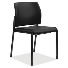 HON Accommodate Guest Chair Armless Vinyl