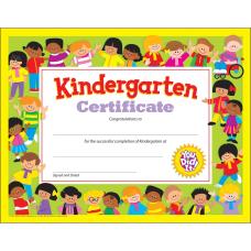 Trend Kindergarten Certificates Kindergarten Certificate 850